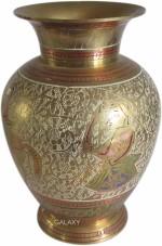 Galaxy Brass Flower Vase