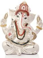 Episode Silver Plated Mukut Ganesh