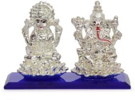 Gifts By Meeta Laxmi Ganesha Showpiece  -  5.08 cm