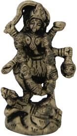 Aaradhi Divya Mantra Goddess Mahakali 4.5 Inches idol Showpiece  -  11 cm