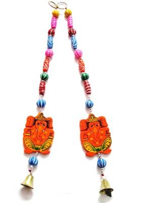 Jaishree Enterprises Shub Ganesh Door Hanging Handicraft