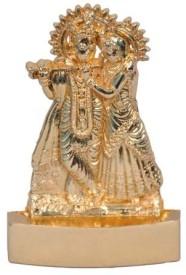 Matchless Gifts Radha Krishna Showpiece  -  1.5 cm