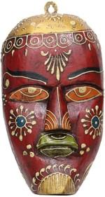 Apkamart Colourful Tribal Mask