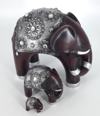 Swissport Elephant Figurine