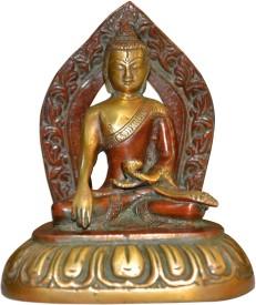 DronaCraft Shakyamuni Buddha Showpiece  -  15 cm