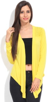 STYLE QUOTIENT BY NOI Women's Shrug - RUGEGS6YCFHNYZYR