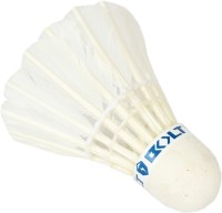 Bolt Flite 100 Feather Shuttle  - White (Medium, 77, Pack Of 10)