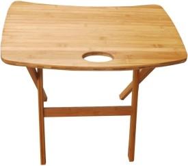 CBM Bamboo Side Table