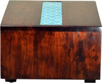 41 off on hometown indigo solid wood side table buy zina solidwood side table
