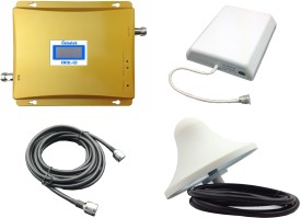 Lintratek Dual Band All GSM KW20L-GD 65 dB Signal Booster
