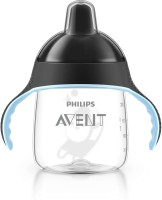 Philips Avent Toddler Spout Cup With Twin Handle (Black) - SICE9U5UTRRU3PMP