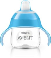 Philips Avent Toddler Spout Cup With Twin Handle (Blue)