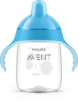 Philips Avent Toddler Spout Cup With Twin Handle (Blue) - SICE9U5UMTRWCUEX
