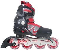 Cockatoo Guru Speed In-line Skates - Size 39-42 Euro (White, Red)