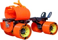 Jonex Speed Quad Roller Skates - Size 39 Euro (Orange)