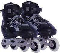 MSE Skating Shoe_FB_18 In-line Skates - Size 7 - 9 UK (Black)