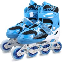 Zillion Zillion ZS007 Inline Skates 5001 Medium Size (Blue) In-line Skates - Size 35-38 Euro (Blue)