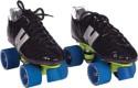 Yonker Shoe Skate Gripper Quad Roller - Blue