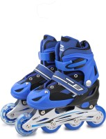 Zillion Zillion ZS002 Inline Skates 5000 Medium Size (Blue) In-line Skates - Size 35-38 Euro (Blue)