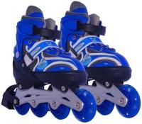 MSE Skating Shoe_FB_15 In-line Skates - Size 7 - 9 UK (Blue)