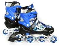 MSE Running Shoe_104 In-line Skates - Size 7 - 9 UK (Blue)