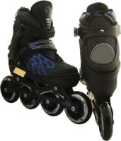 MSE Skating Shoe_101 In-line Skates - Size 7 - 9 UK (Black)