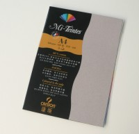 Canson Mi-Teintes A4 Colour Sheets 160gsm - Moonstone 426 Sketch Pad (Moonstone, 5 Sheets)