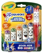 Crayola School Accessories Crayola Sketch Pen with Washable Ink