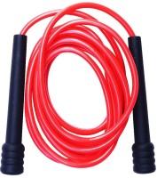 Kay Kay Edge 6 Mm Beaded Skipping Rope (Red, Black, Pack Of 1)