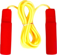 Metro Sports Jump And Excercise Cord RY Freestyle Skipping Rope (Red, Yellow, Pack Of 1)