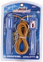 SUPER-K Countable Freestyle Skipping Rope - Blue, Pack Of 1