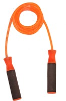 Krazy Fitness Super Ball Bearing Skipping Rope (Orange, Pack Of 1)