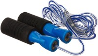National Fitness Jump In Junior Ball Bearing Skipping Rope (Blue, Black, Pack Of 1)