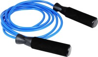 Montstar Jump Rope| Adjustable Fitness Wire Crossfit Exercise Gym Boxing Speed Skipping Rope (Blue, Black, Pack Of 1)
