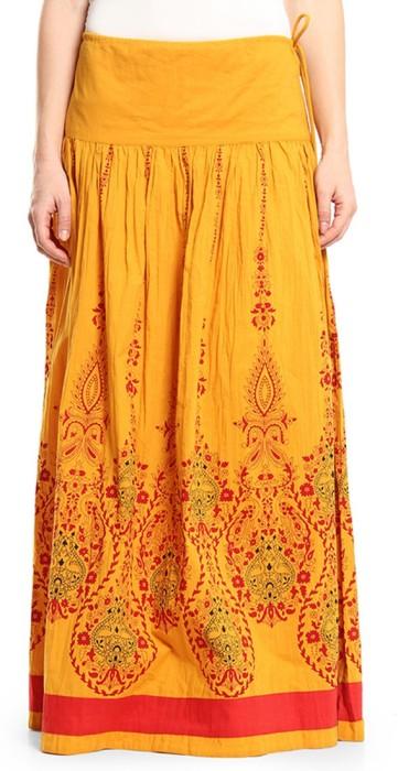 Imara Printed Women's Regular Skirt - SKIE5V2G2DUEZ7FD