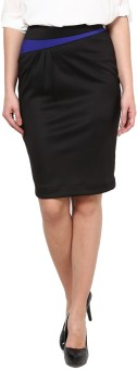 Kaaryah Solid Women's Pencil Skirt - SKIE4YPWPFZNH8DQ