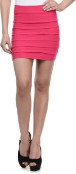 N-Gal Striped Women's Pencil Skirt - SKIE8JXTBF6NWHC8