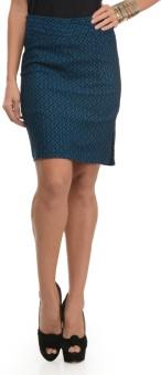 Mayra Printed Women's Tube Skirt