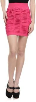 N-Gal Striped Women's Pencil Skirt - SKIE8JXTJAMA2N4F