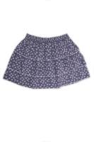 Nino Bambino Floral Print Girl's Layered Skirt - SKIDVZ7CUVEDVB4K