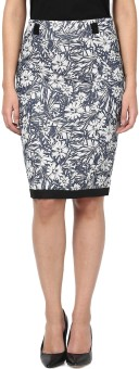 Kaaryah Printed Women's Pencil Skirt - SKIE4KJDKFEWGAWS