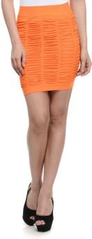 N-Gal Striped Women's Pencil Skirt - SKIE8JXTVGEUAQ22