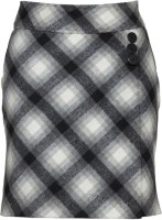 Fabulloso Checkered Women's Pencil Skirt - SKIDWGG3PNKXQQ64