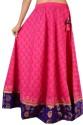 9rasa Printed Women's Broomstick Skirt