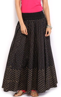 71d67bc1e9 Mirage Printed Women's A-line Skirt for Rs. 854 at Flipkart