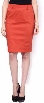 Kaaryah Solid Women's Pencil Skirt - SKIE3ZYH5AAVETGW