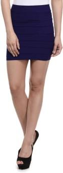 N-Gal Striped Women's Pencil Skirt