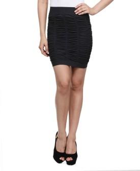 N-Gal Striped Women's Pencil Skirt - SKIE8JXTHTG4WYYT