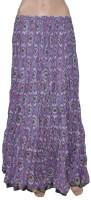 Pezzava Printed Women's Skirt
