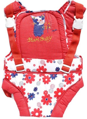Baby Basics Infant Carrier - Design#30 Baby Cuddler (Red)